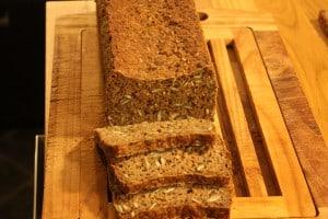 rugbrød, rugbrødssnack
