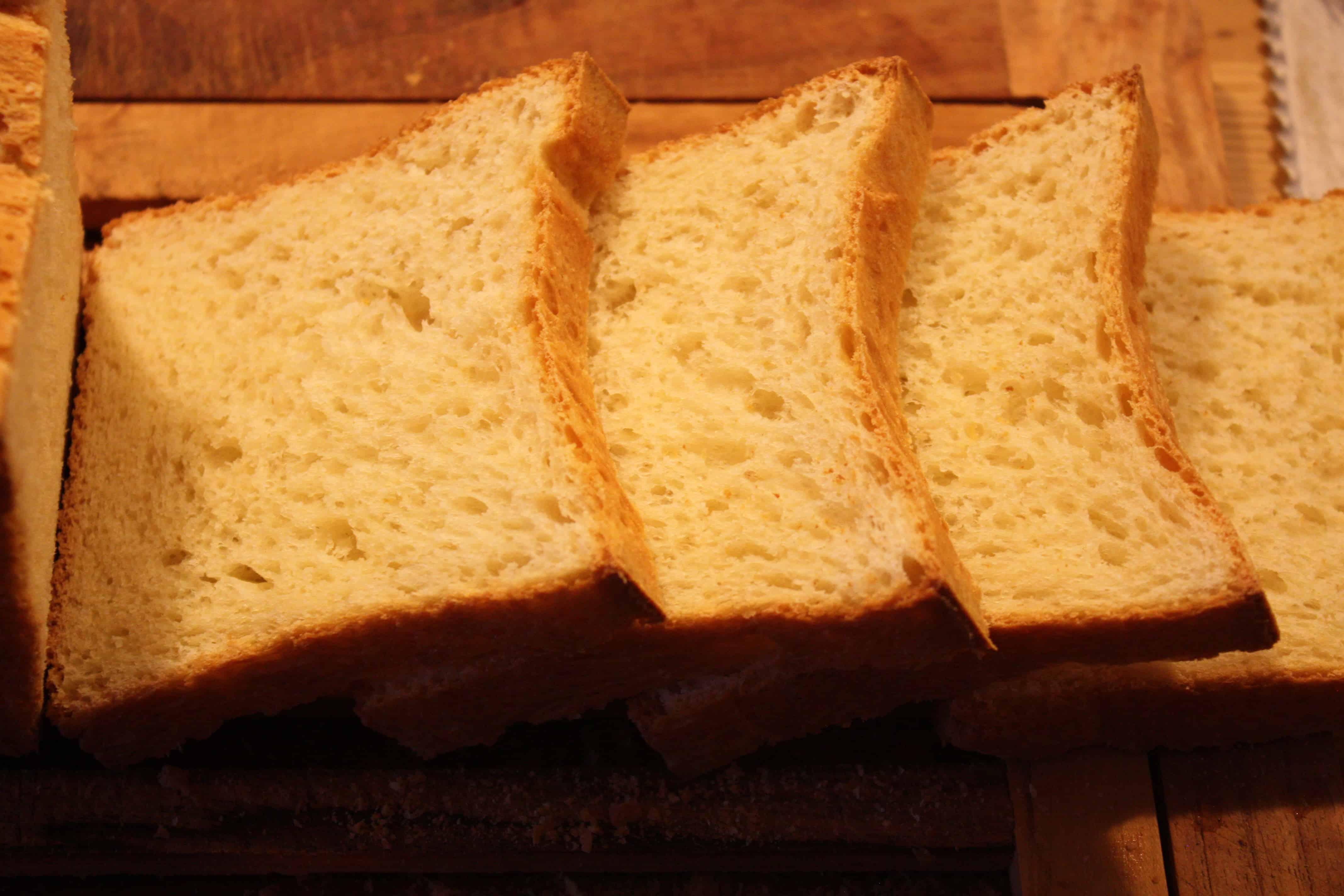 Sandwichbrød – toastbrød