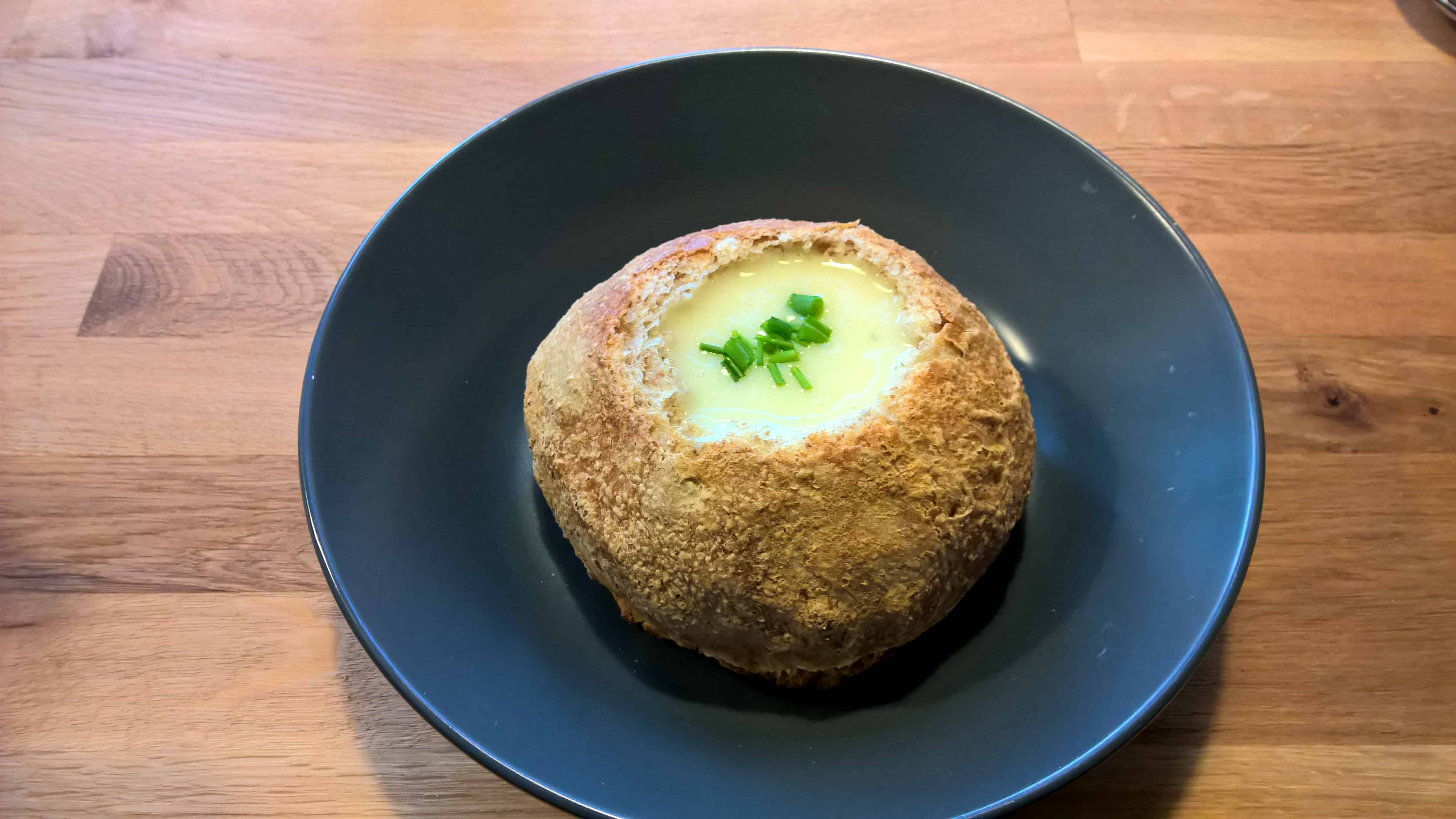 Suppebrød