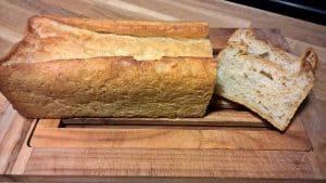 Sandwich - Pullman loaf