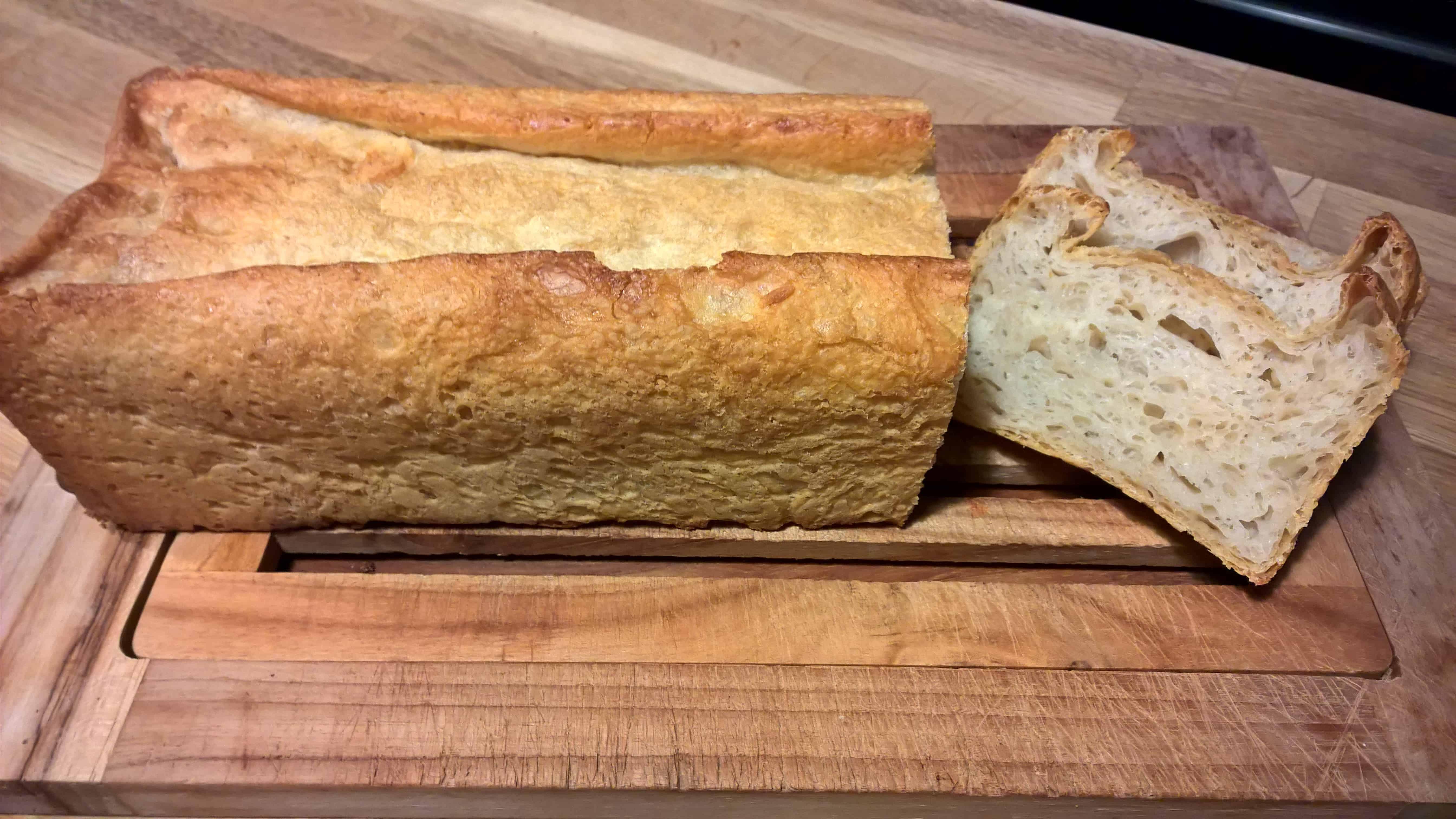 Sandwich – Pullman loaf