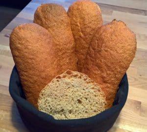 Sandwichbrød på kamut